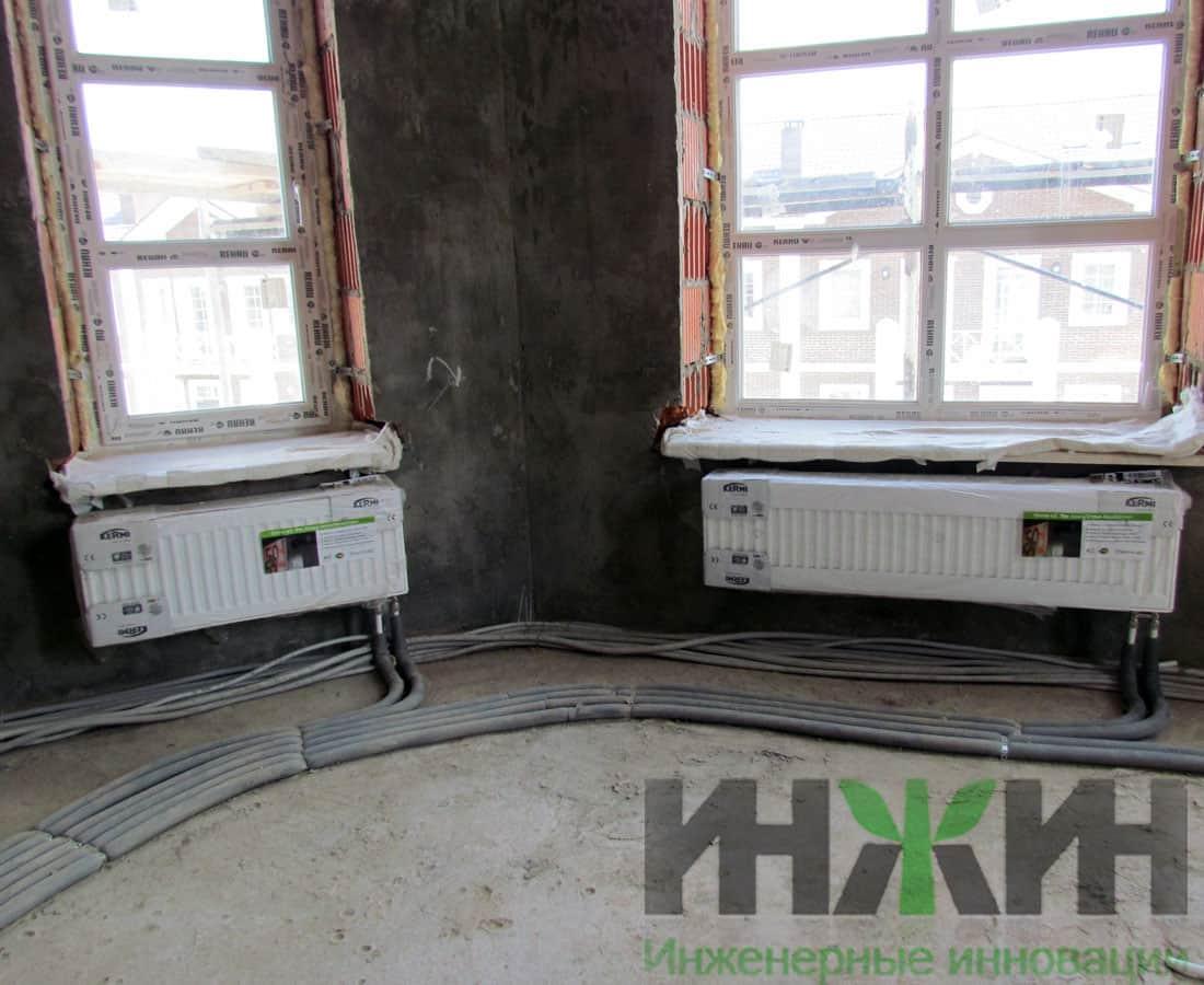 Установка сетки на решетку радиатора vw tiguan