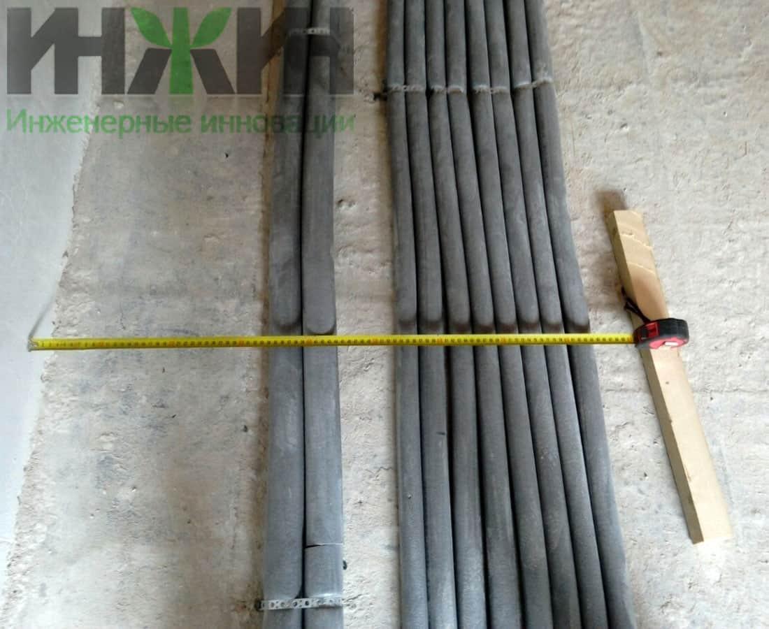 Монтаж радиаторов с нижним подключением