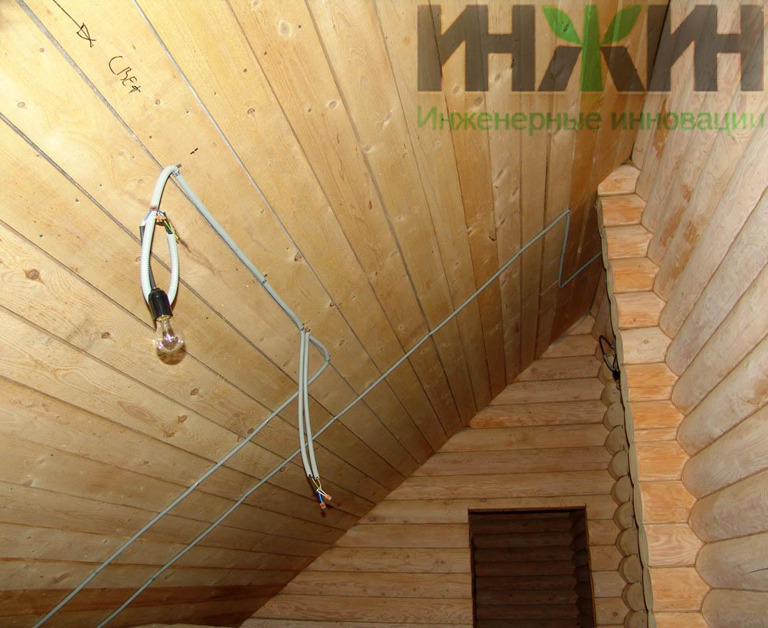 Электрика на балконе освещение и монтаж проводки