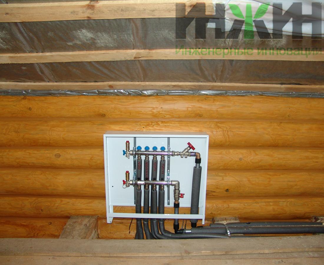 Установка электрических котлов отопления цена