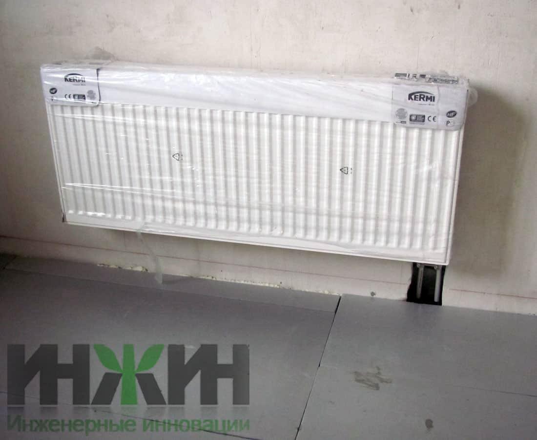 Отопление частного деревянного дома