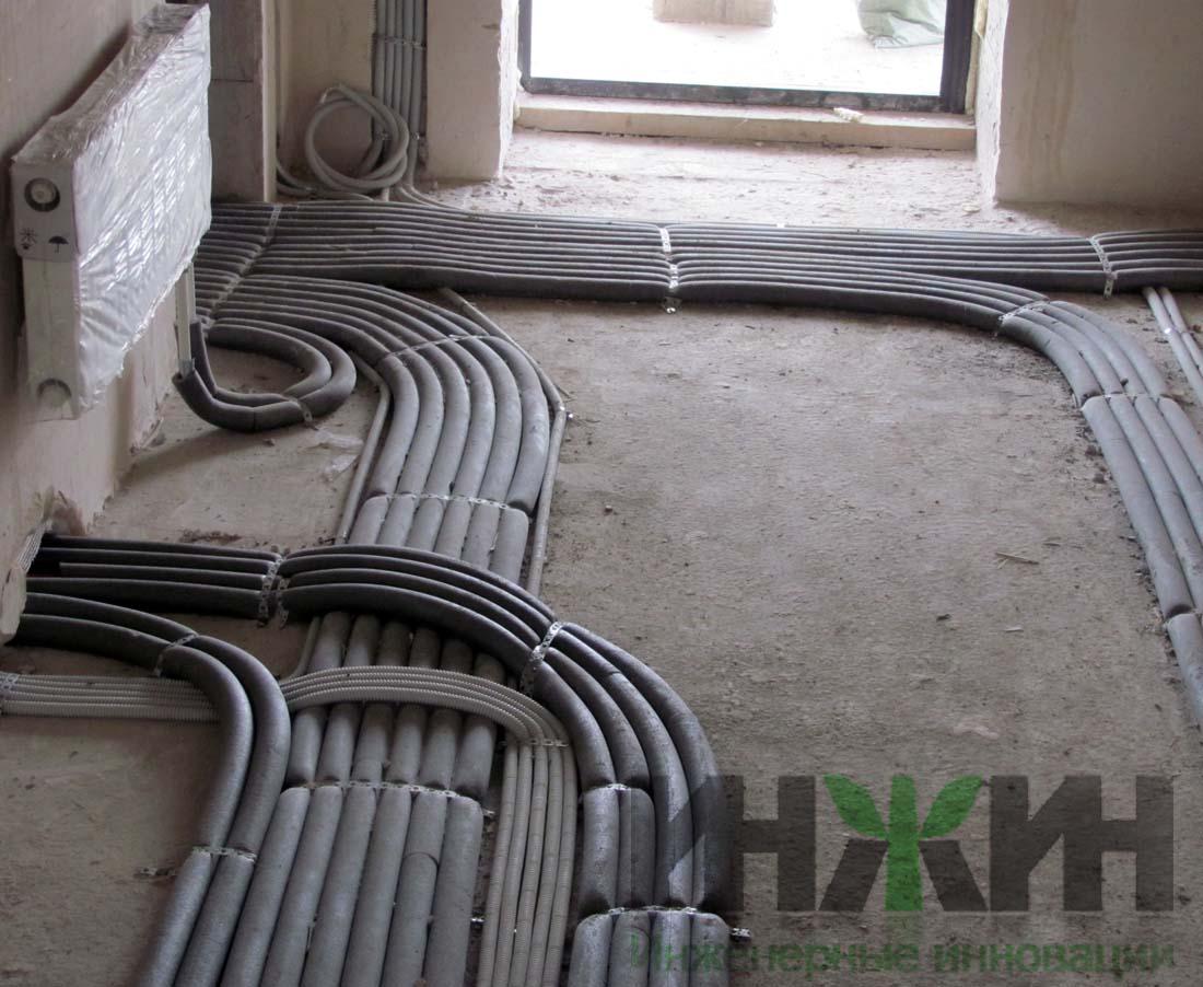 Водопровод в частный дом в малоярославецком районе