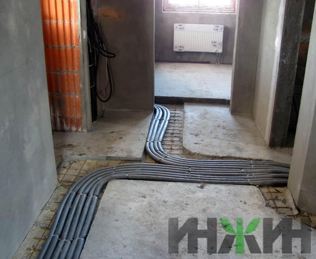 Отсутствие водоснабжения в жилом доме