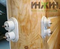 Монтаж электрики частного дома пример