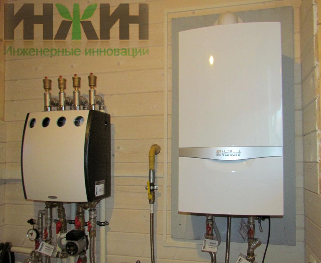 Материалы монтажа системы отопления