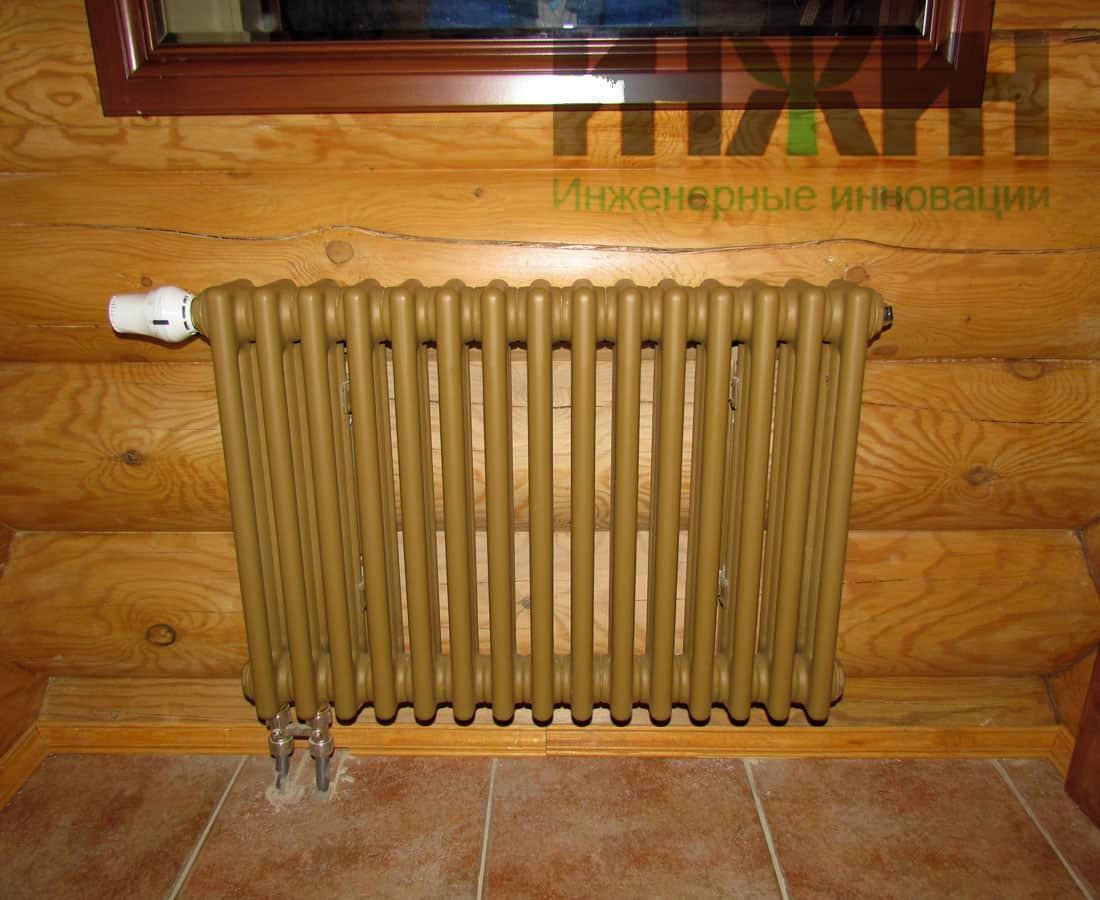 Отопление дома полипропиленовыми трубами