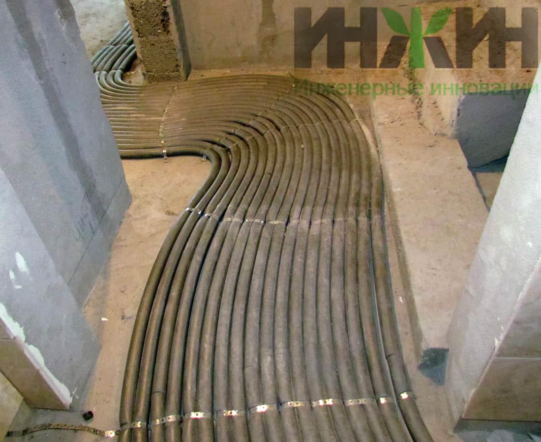 Металлопластиковые трубы для теплого водяного пола