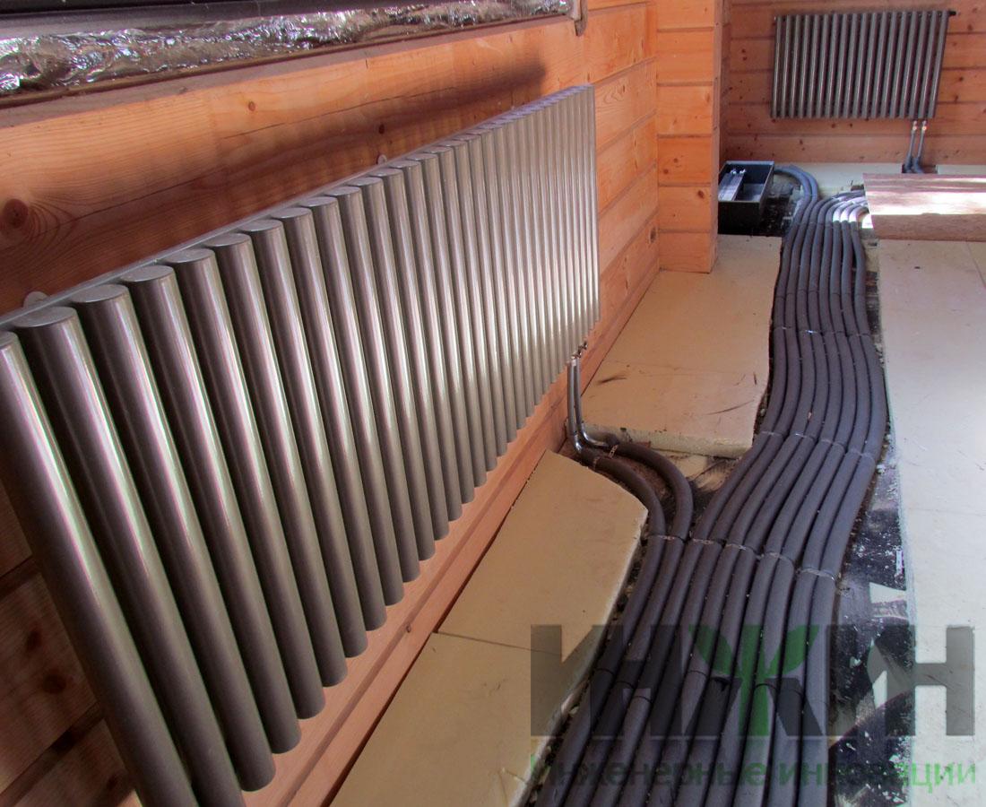 Как развести водопровод в частном доме