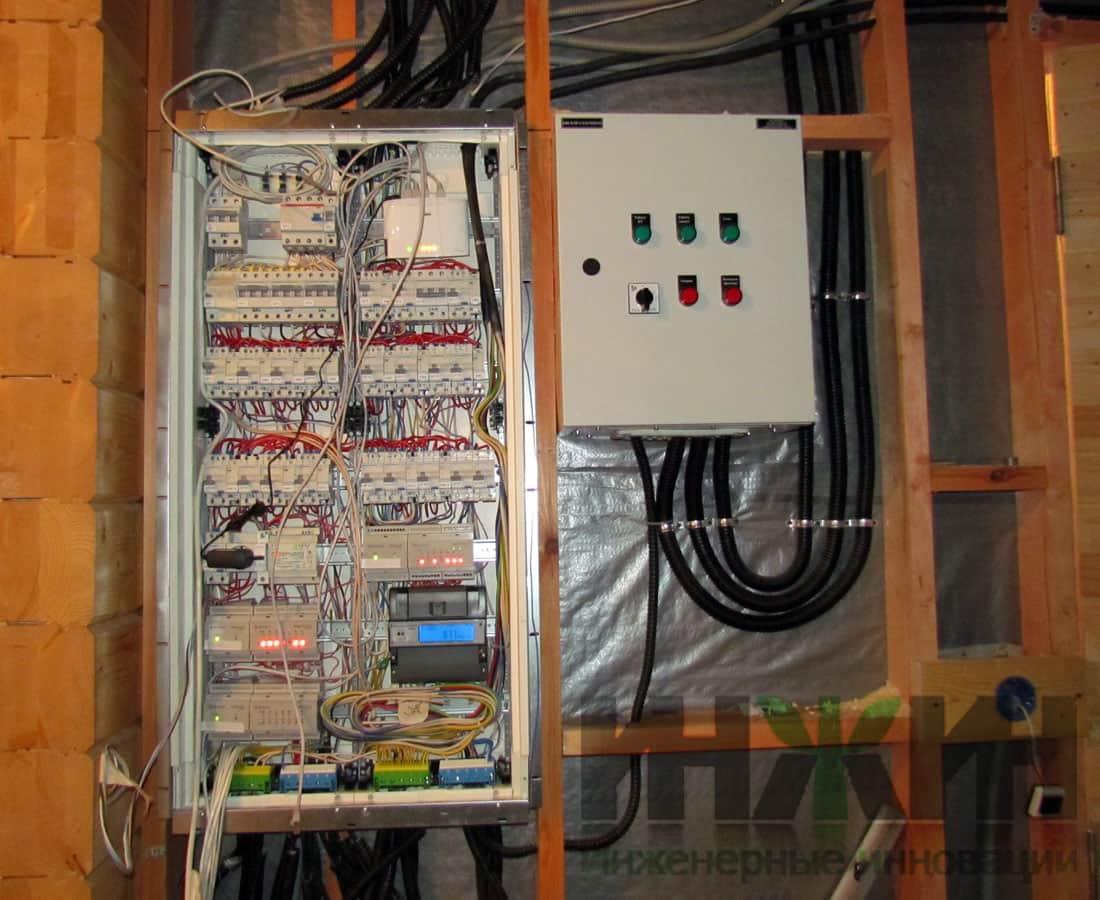 Электрика для частного дома