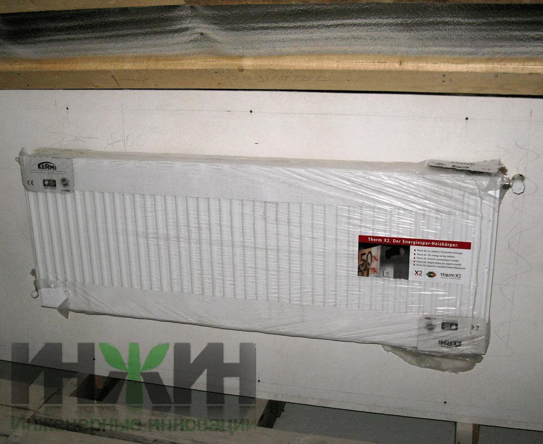 Отопление двухэтажного частного дома своими руками схемы