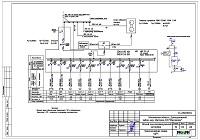 Проект электрики для дома с баней в КП «Ивушкино»
