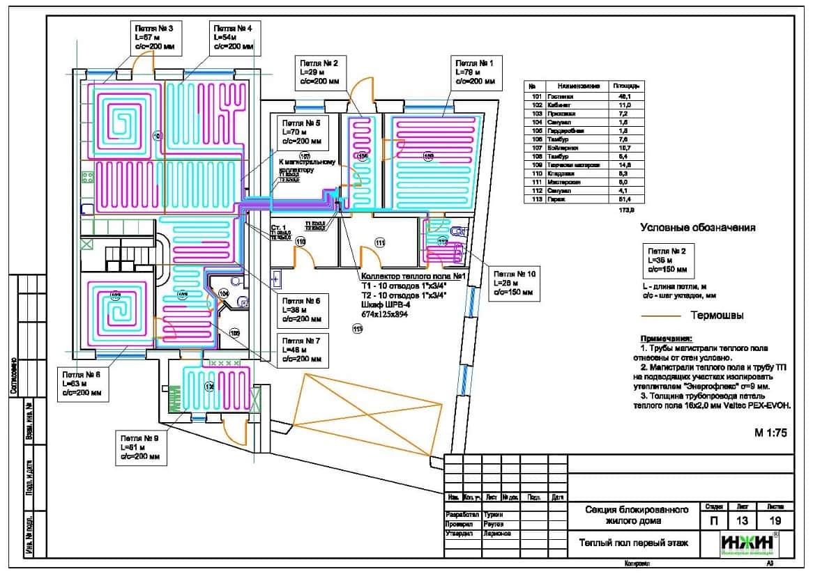 Проектирование и монтаж систем отопления, водоснабжения ...
